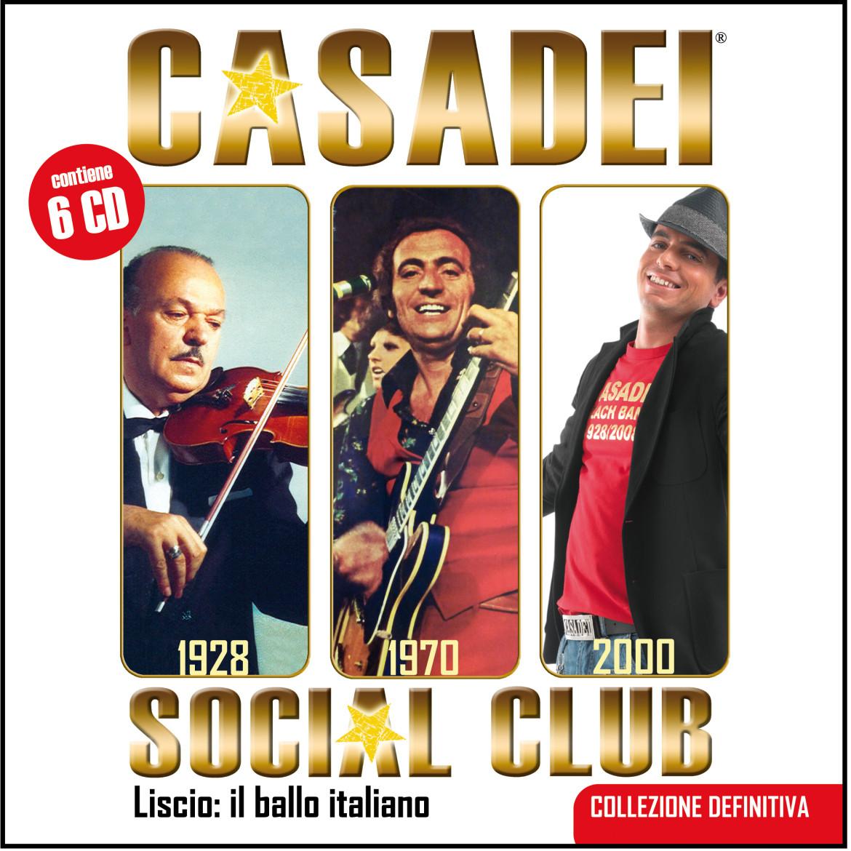 COFANETTO 6 CD FONOLA BIANCO